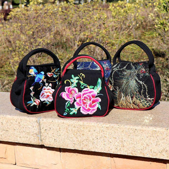 National Embroidered Mini Bag ACCESSORIES