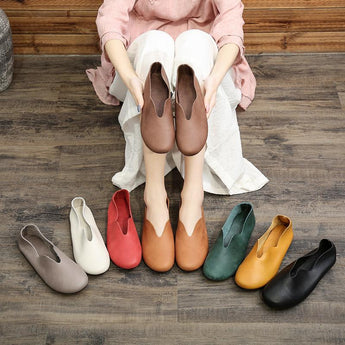 Spring and Summer New Style Mori Retro Leather Shoes September 2020 new arrival