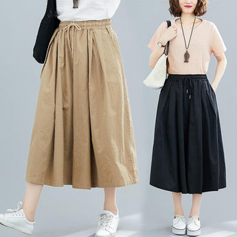 Summer Loose Casual Wide Leg Casual Pants 2019 July New