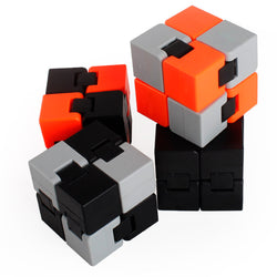 Infinity Fidget Cube (Mixed Colors)