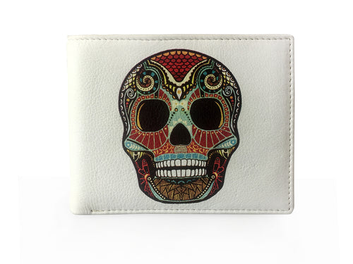 Multi Colour Candy Skull