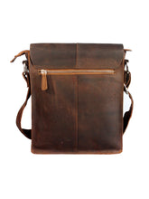 Aiden - Dk Brown Distressed