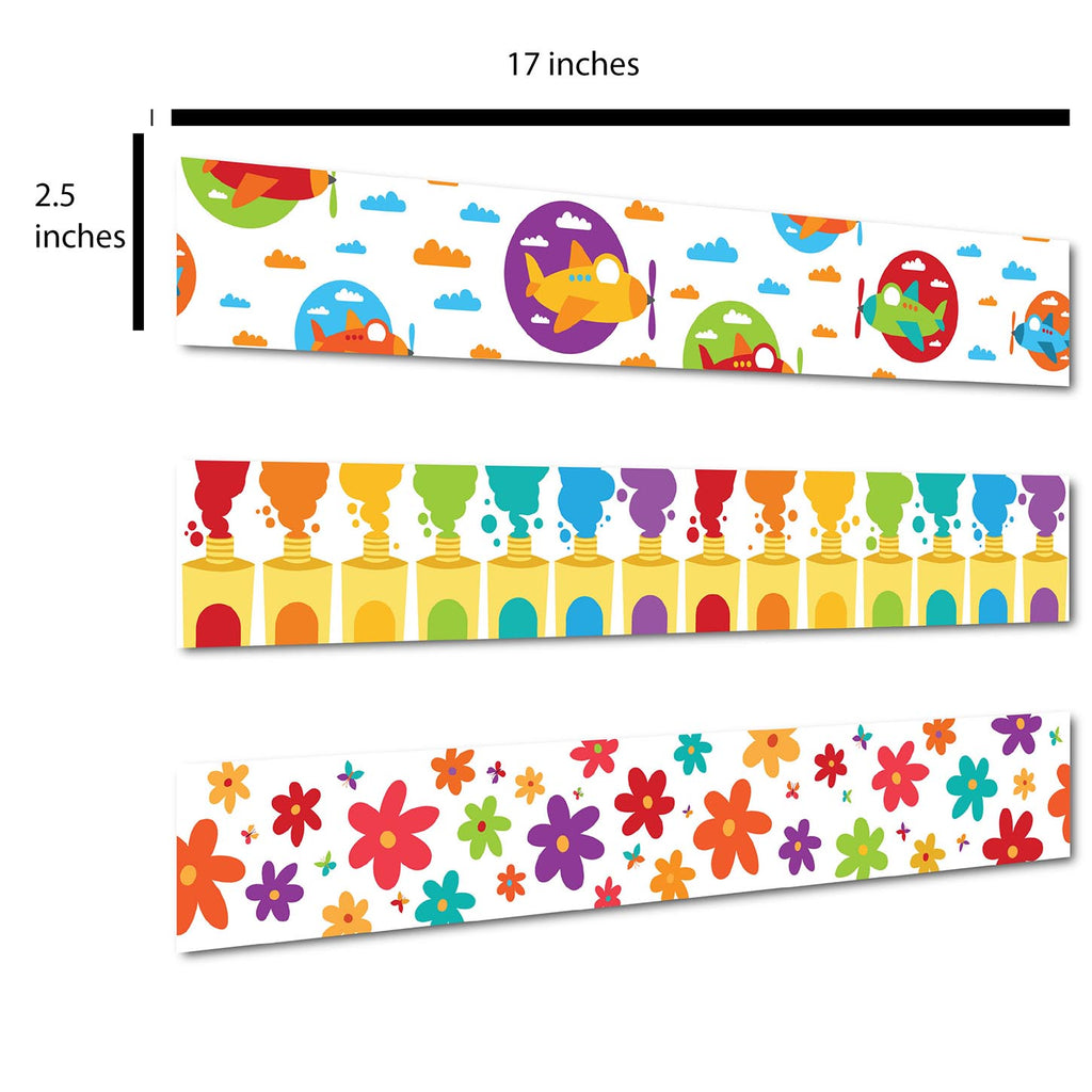 Bulletin Board Borders 3 Bulletin Borders Sproutbrite