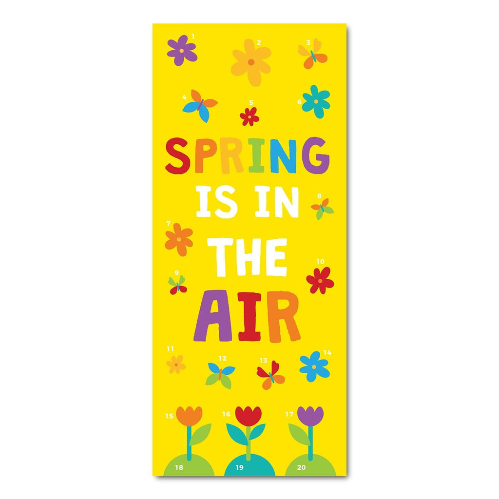 Classroom Door Decoration Kit - Spring is in the Air Printable Digital Library Sproutbrite