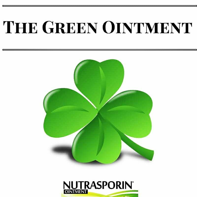 Free Nutrasporin to Celebrate St. Patty's Day