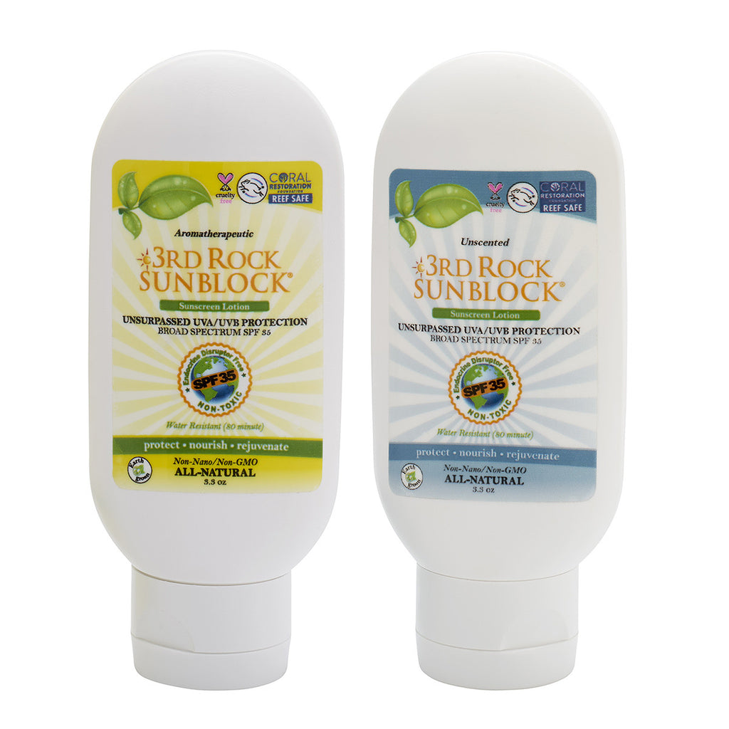 America's Safest, Chemical Free Sunscreen