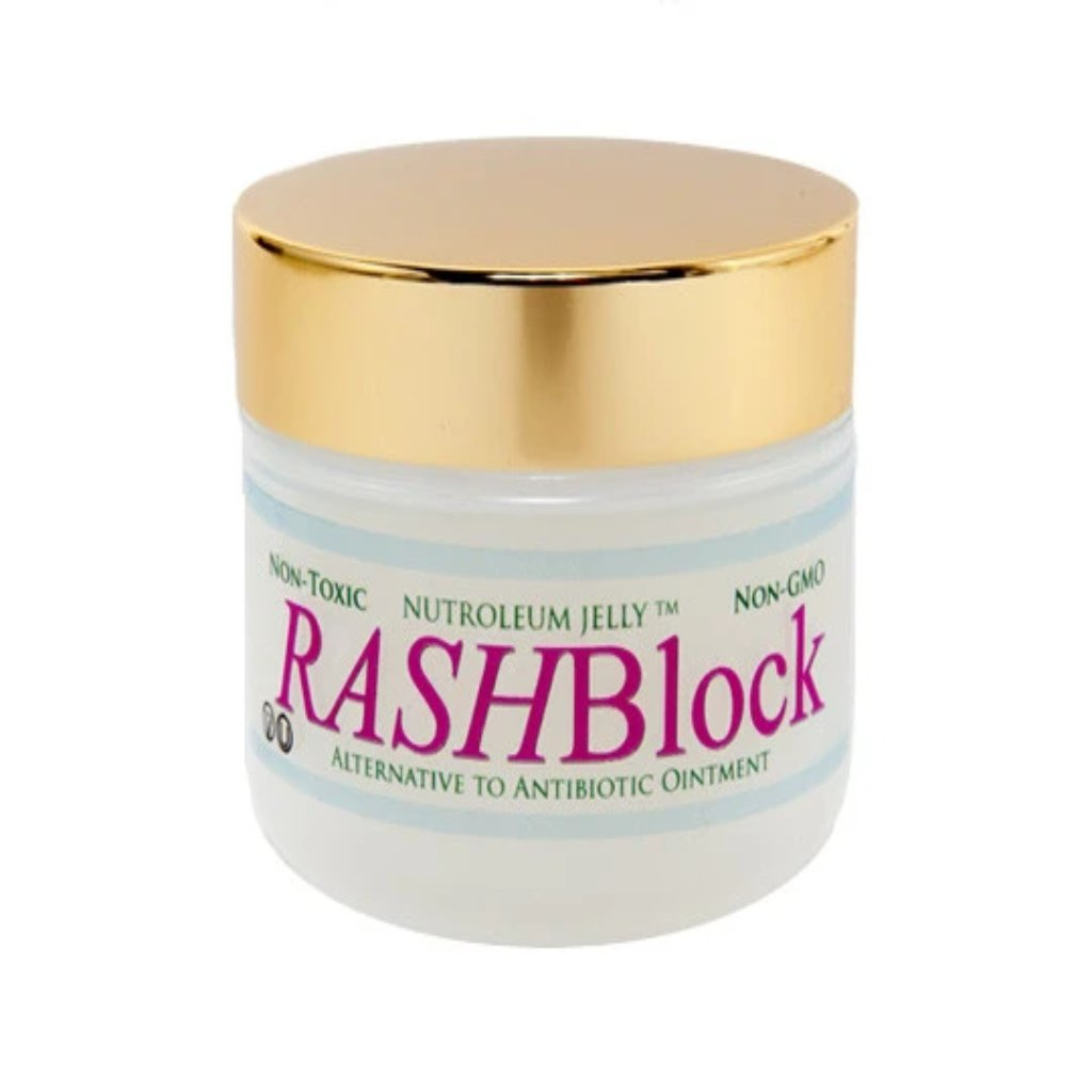 RASHBlock®  75ppm Silver Gel Water Soluble 3oz