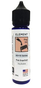 Element - Pink Grapefruit eLiquid 50+10 Series