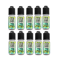 Twisted Ice Cream By Double Drip Bulk Buy (10 x 10ml)