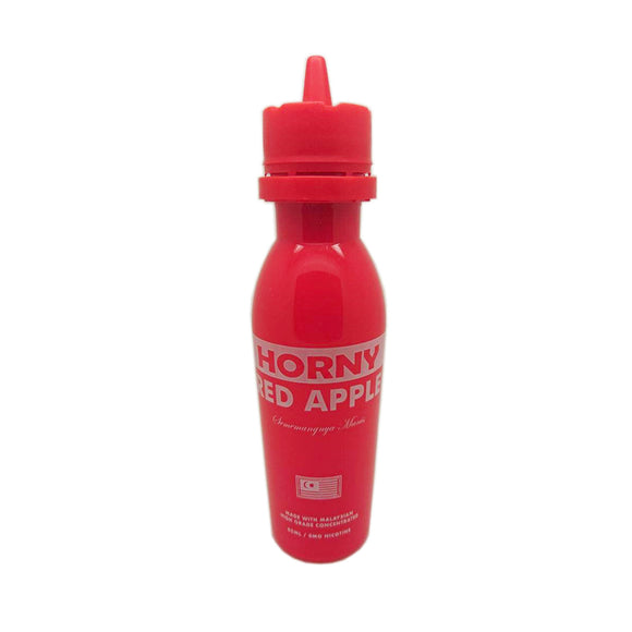 Horny Red Apple E Liquid (65ml)