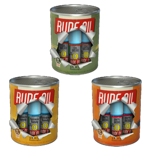 Rude Oil Bundle Buy (9 x 10ml)