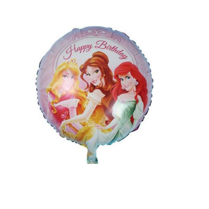 Princes Happy Birthday Balloons