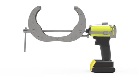 Impact Torque Reaction Clamp