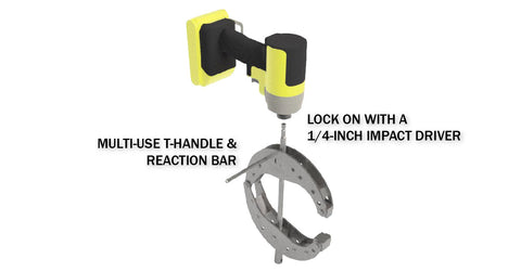 DIMIDE 1/4 Series Clamp Impact Rated