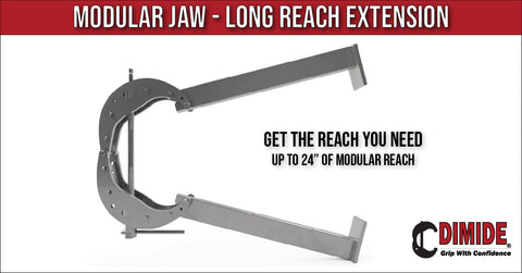DIMIDE 1/4 Series Long Reach Extension ARms