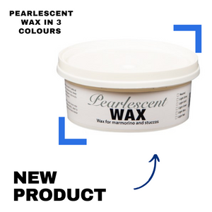 Pearlescent Wax