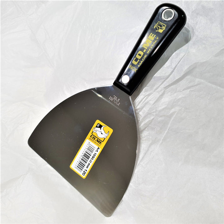 Co.Me Inox 120mm Spatula - The Polished Plaster Company