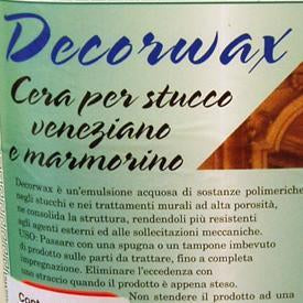 Decor Wax - The Polished Plaster Company