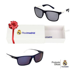 Real Madrid Sunglasses Special offer pack (1 adult model RAUL + 1 kids model James)