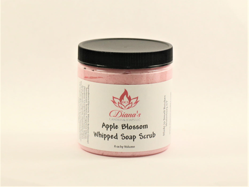 Apple Blossom Sugar Scrub
