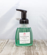 Load image into Gallery viewer, Cucumber Mint Hand Soap