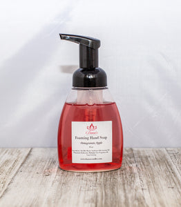 Pomegranate & Apple Hand Soap