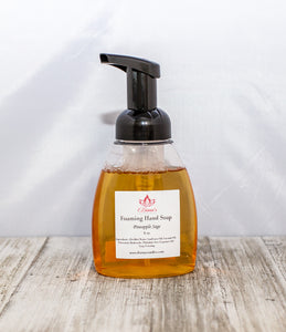 Pineapple Sage Hand Soap
