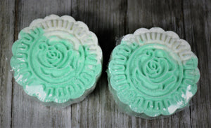 Cucumber Melon Moon Cake