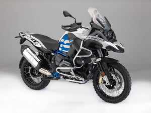 2018 BMW R1200 GS- New paint, new tech...