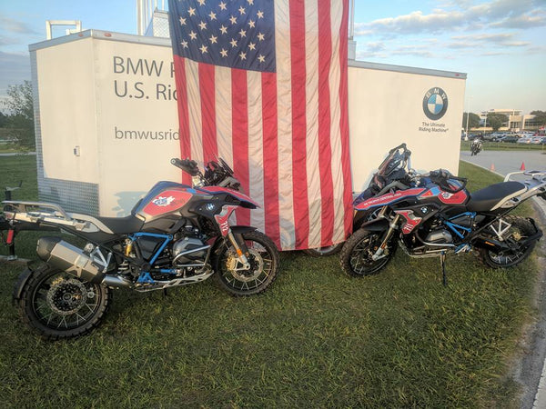 GS Trophy BMW GSA