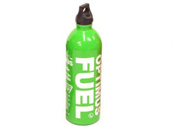 Wolfman Luggage Optimus Fuel Bottle- 1L - OffGrid Moto