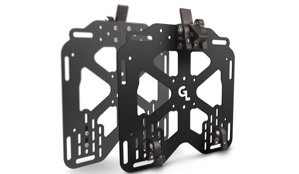 Giant Loop GL® Pannier Mounts for Motorcycle Soft Luggage - OffGrid Moto