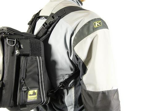 Wolfman Luggage Wolfman Tank Bag Back Pack Straps - OffGrid Moto