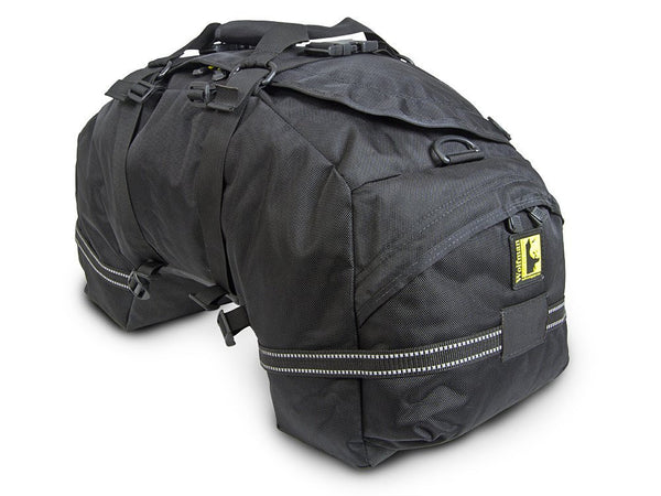 Wolfman Luggage Wolfman Beta Plus Rear Bag - OffGrid Moto