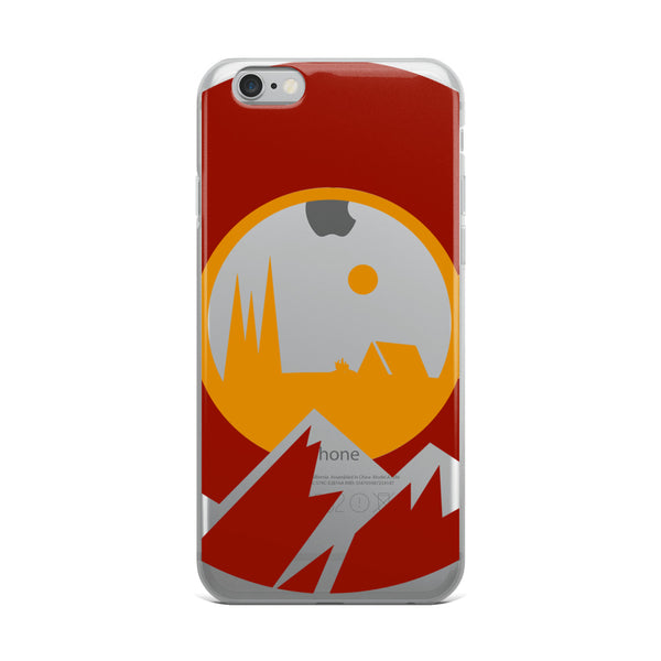 OffGrid Moto OffGrid Moto iPhone Case - OffGrid Moto