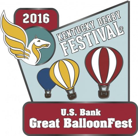 2016 Great BalloonFest Pin