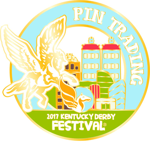2017 KDF Pin Trading Event Pin