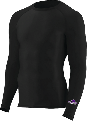 "Barret ""Hyperform"" Long Sleeve Compression Shirt"