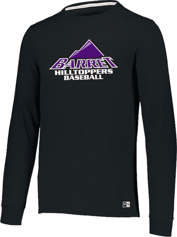 Barret Long Sleeve Dri-Power Shirt by Russell