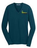Semonin Realtors - Ladies' V-Neck Sweater