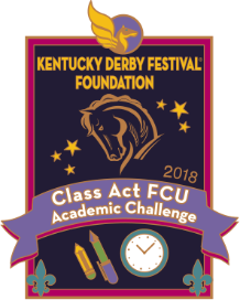2018 Class Act FCU Academic Challenge Pin