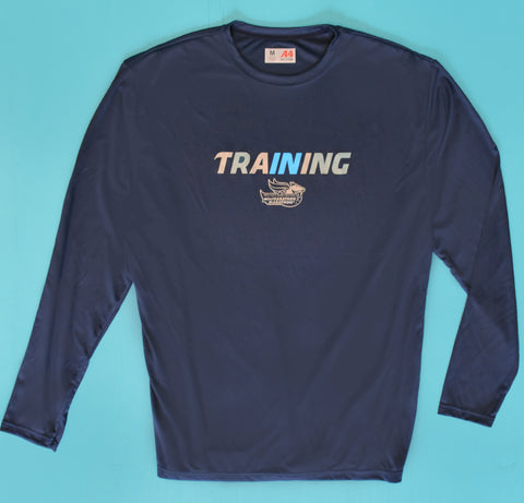 2021 Kentucky Derby Festival Mini Marathon/Marathon IN TRAINING Unisex Long Sleeve T-Shirt