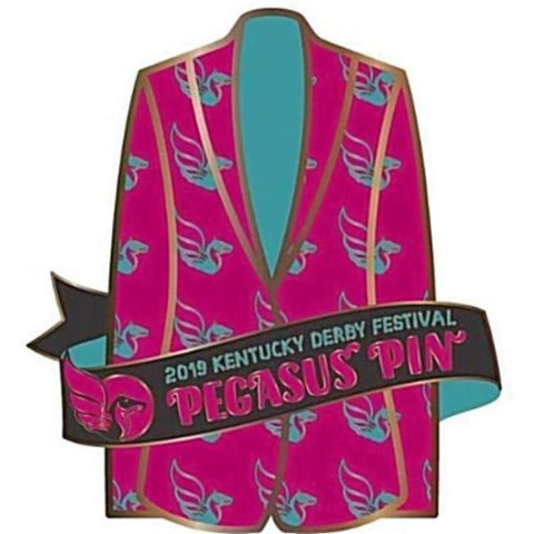2019 Pegasus          Metal Pin