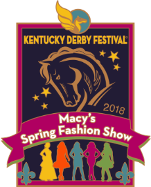 2018  Macy's Spring Fashion Show Pin