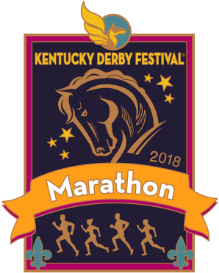 2018 Metal Marathon Pin