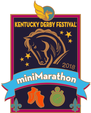 2018 Metal MiniMarathon Pin