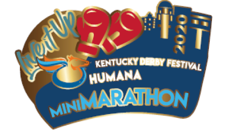 2020 Mini Marathon Metal Pin