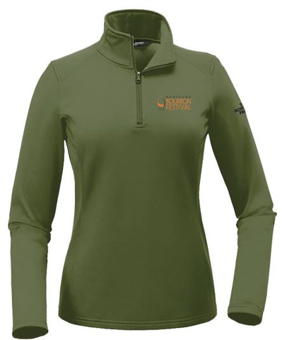NEW!! 2020 The North Face Ladies Tech Quarter Zip