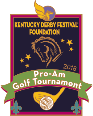 2018 Metal Pro-Am Golf Tournament Pin