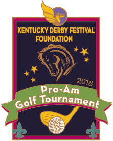 2018 Pro-Am Golf Tournament Pin